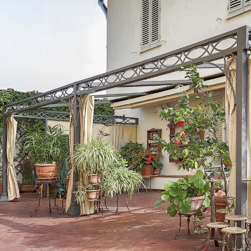 Pergole da esterno: un nuovo spazio per l'outdoor | Calestani